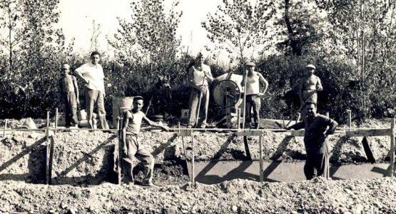 Giovannini Costruzioni - foto storica