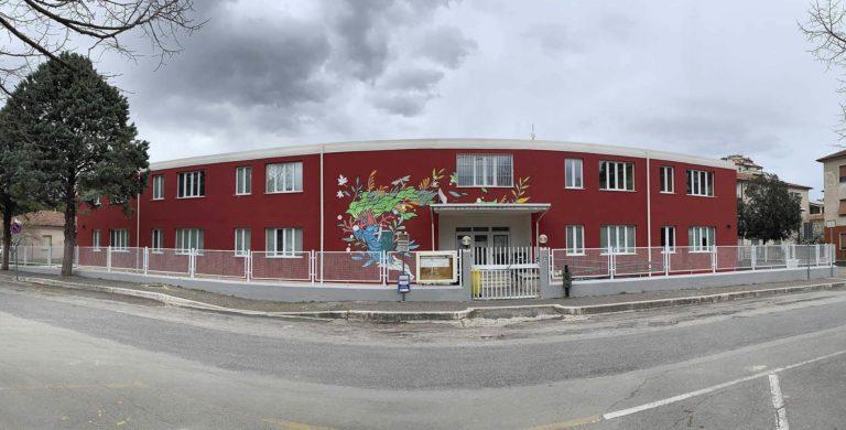 """Lavori di messa in sicurezza, miglioramento sismico ed efficientamento energetico della scuola elementare """"Sandro Pertini"""""""
