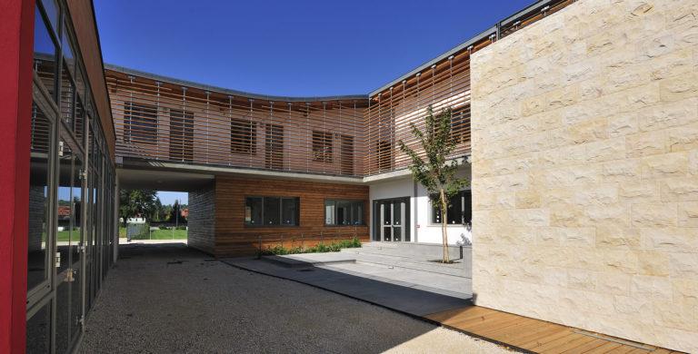 Realizzazione edificio per uffici, attività formativa ed alloggi della scuola edile della provincia di Terni