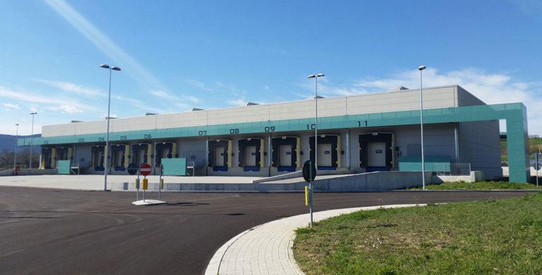 Realizzazione della Piattaforma logistica intermodale Terni-Narni