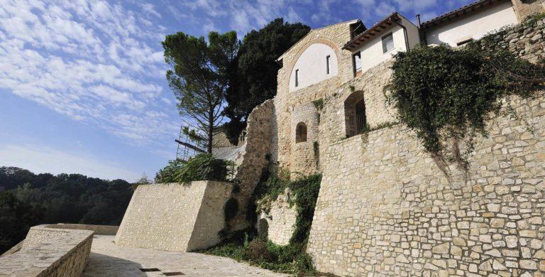 Lavori di riparazione danni e miglioramento sismico della chiesa parrocchiale di San Sebastiano a Castel Rinaldi