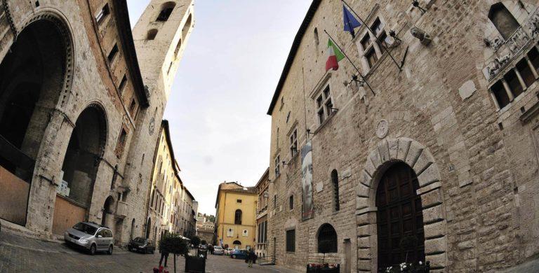 Lavori di miglioramento sismico, recupero funzionale e restauro del palazzo comunale