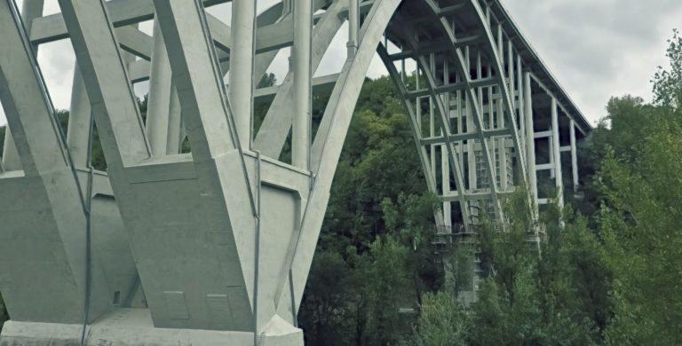 """Lavori di manutenzione e interventi di ripristino del viadotto """"Merizzano"""" sito in corrispondenza dell'uscita Roncobilaccio dell'Autostrada A1 Milano-Napoli"""