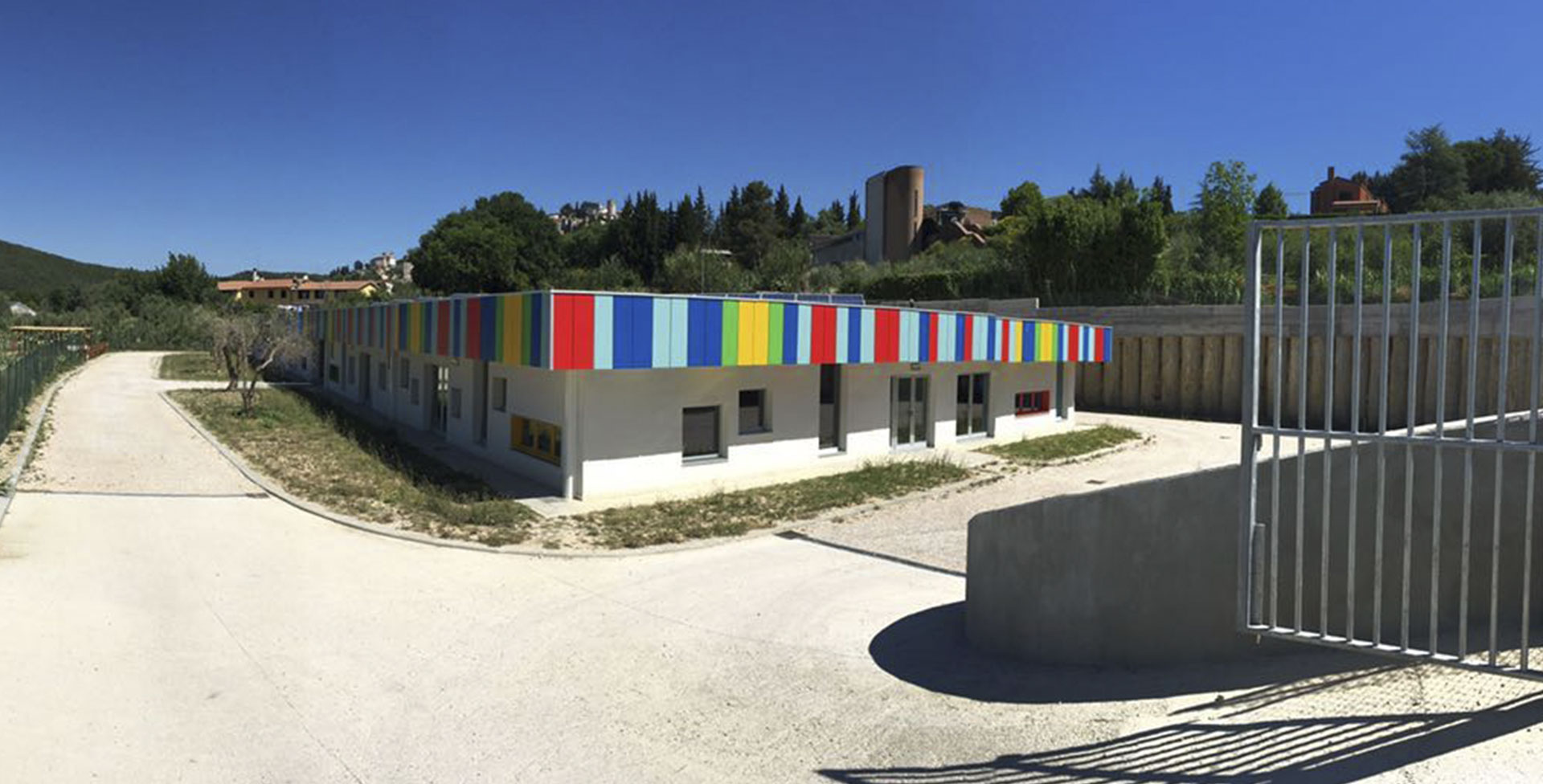 "Realization of the new kindergarten ""Sant'Angelo"""